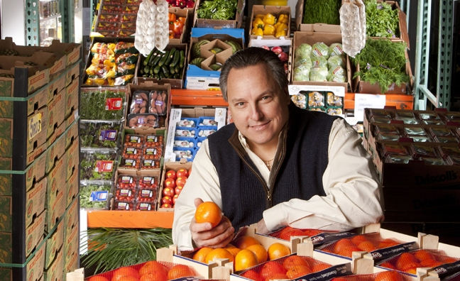 Michael Muzyk of Baldor Specialty Foods