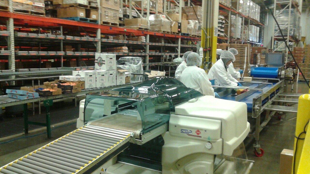 food processing/distribution/warehouse