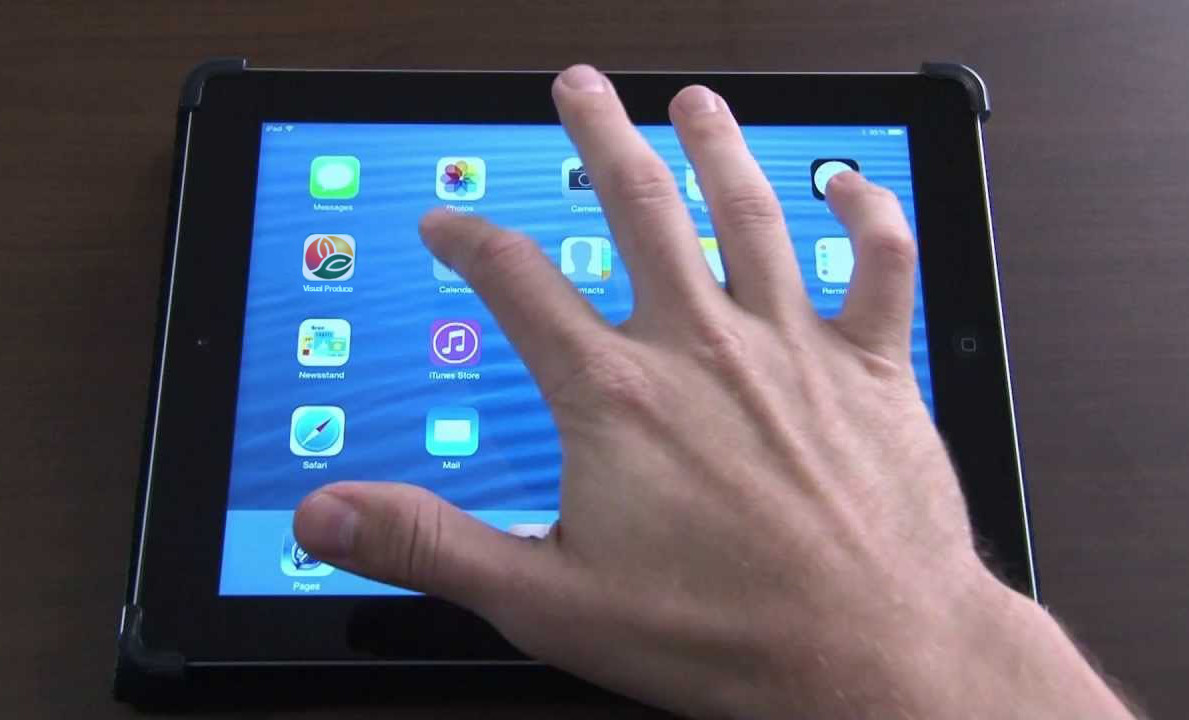 HAND-TABLET